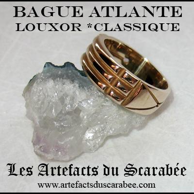 boutique sot rique artefacts du scarab e b bague atlante louxor louksor classique. Black Bedroom Furniture Sets. Home Design Ideas