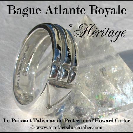 boutique sot rique artefacts du scarab e a bague atlante royale h ritage argent pur 9999. Black Bedroom Furniture Sets. Home Design Ideas