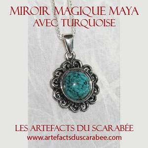 A bague abundantia puissant talisman d 39 abondance for Miroir magique obsidienne noire