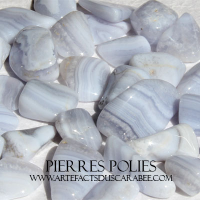 Agate Bleue (Ancrage, Harmonisation & Adaptation)