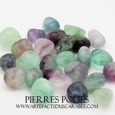 Fluorite (Protection, Purification, Anti-Manipulation psychique)
