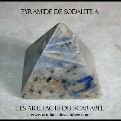 Pyramide de Sodalite (A) - Communication & 6e Sens
